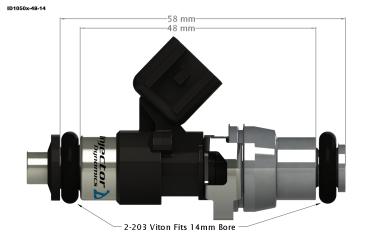 Injector Dynamics 1050cc