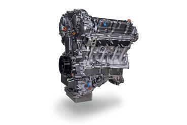 1000PS+ Motor Neuaufbau