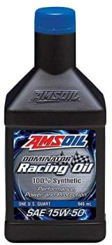AMSOIL DOMINATOR 15W-50 Racing Oil 1L